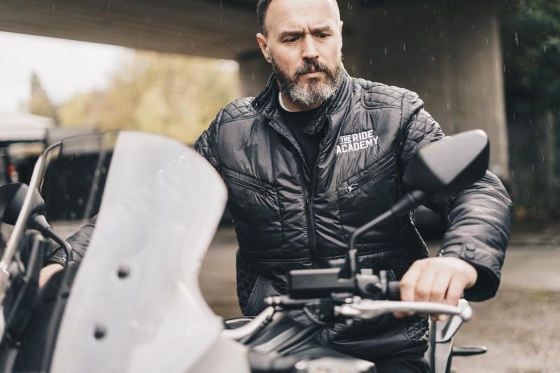 オートバイ 教習所