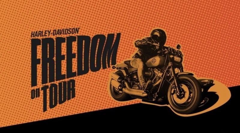 FREEDOM ON TOUR