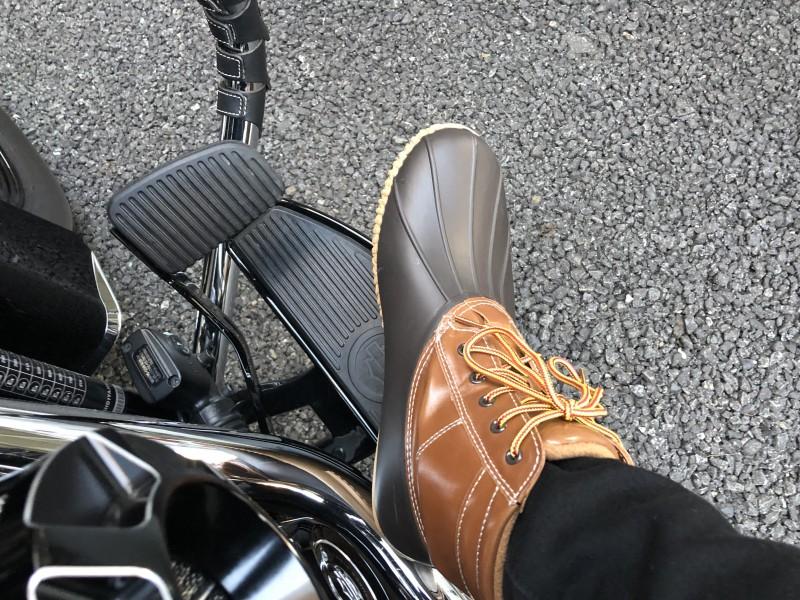 ワークマンの防寒ブーツ「ラークス」