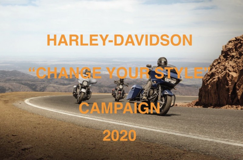 CHANGE YOUR CAMPAIGN 2020